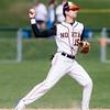 Newton North Boys Varsity Baseball defeated Needham 16-0 on April 29, 2015, at Needham High School in Needham, Massachusetts.