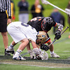 Needham Boys Varsity Lacrosse defeated Newton North 9-5 in the first round of the MIAA D1 South tournament on May 28, 2014, at Needham High School in Needham, Massachusetts.