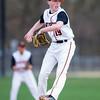 Newton North Varsity Baseball battled Newton South on April 16, 2013, at the Pallotta Field in Newton, Massachusetts.