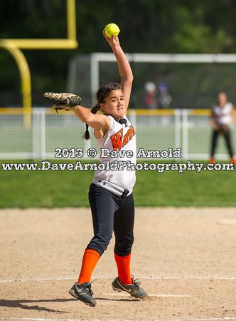 5 17 2013 Girls Varsity Softball Wayland Vs Newton South Dga17