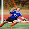 Newton South Girls Varsity Soccer defeated Somerville 7-0 on September 6, 2014, at Newton South High School in Newton, Massachusetts.