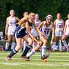 Brookline Varsity Field Hockey defeated Newton South 3-0 on September 6, 2014, at Newton South High School in Newton, Massachusetts.