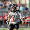 Boys Varsity Lacrosse: Hingham defeated North Andover 12-5, to win the 2018 Coaches Challenge Cup, on May 30, 2018 at North Andover in  High School in Andover, Massachusetts.