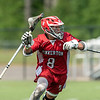 Boys Varsity Lacrosse: NHIAA D1 Semifinal - Exeter defeated Pinkerton 12-5 on June 8, 2021 at Exeter High School in Exeter, New Hampshire.