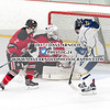 Boys Varsity Hockey - D2 North Round 1: St. Mary's defeated Reading 2-1, in double overtime, on March 1, 2017 at the O'Brian Arena in Woburn, Massachusetts.