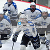 Boys Varsity Hockey - MIAA D2 North Round 1: Saugus defeated Methuen 4-3 on February 28, 2017 at the O'Brian Arena in Woburn, Massachusetts.