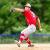 Varsity Baseball - MIAA D1 South Semifinal: Silver Lake defeated Attleboro 3-0 on June 9, 2016, at Braintree High School in Braintree, Massachusetts.