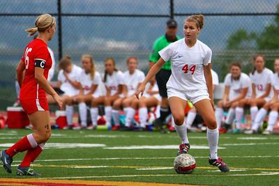 Judge Girl's Soccer vs East 8-20-2013    4