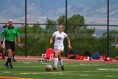 Judge Girl's Soccer vs East 8-20-2013    8