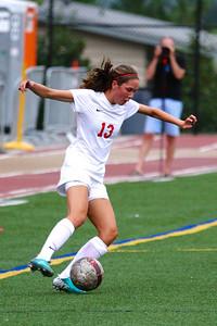 Judge Girl's Soccer vs East 8-20-2013    13