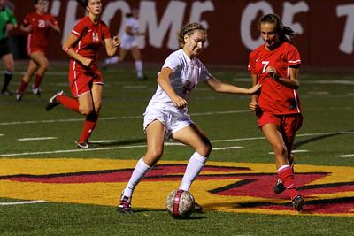Judge Girl's Soccer vs East 8-20-2013    18