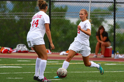 Judge Girl's Soccer vs East 8-20-2013    5