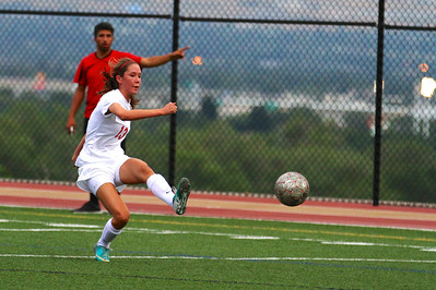 Judge Girl's Soccer vs East 8-20-2013    12