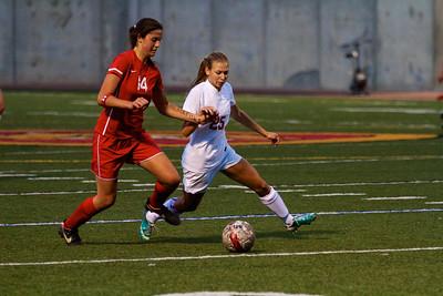 Judge Girl's Soccer vs East 8-20-2013    17