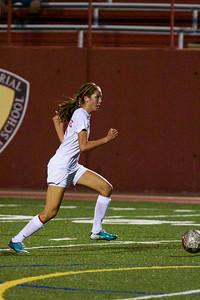 Judge Girl's Soccer vs East 8-20-2013    19