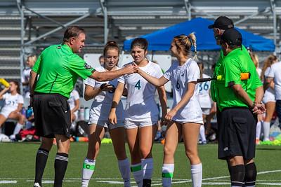 Ogden, UT - Monday September 23, 2019: Girls Varsity Soccer. Juan Diego High School vs. Ogden High School ©2019 Bryan Byerly