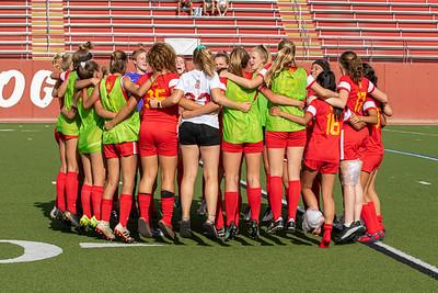 Judge Memorial Girls Soccer
