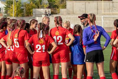 Judge Memorial Girls Soccer, Scott Platz