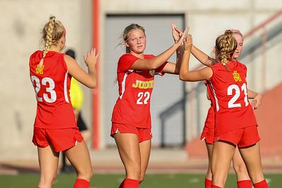 Lucy Callahan, Judge Memorial Girls Soccer
