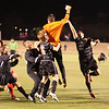 Clash soccer boys Norman wins
