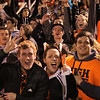 Clash soccer fan shot, Norman High 2