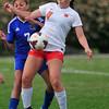NHS V MHS Girls Soccer