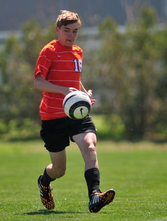 NHS Soccer V Santa Fe
