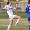 Norman high v Bixsby Girl's soccer