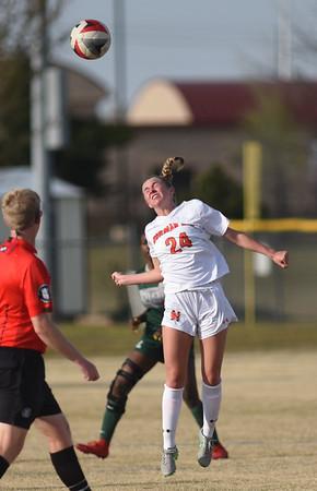 Norman High vs Edmond Santa Fe Girl's Soccer