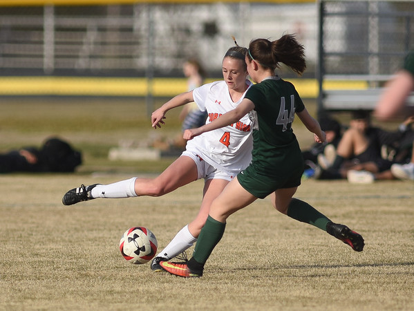 Norman High vs Edmond Santa Fe Girl's Soccer