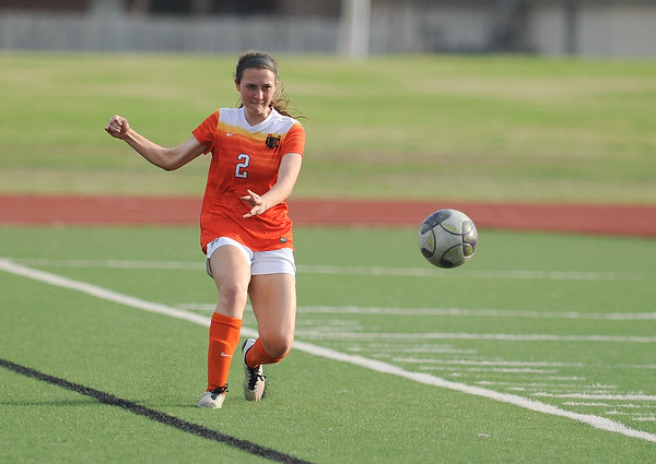 Norman High vs Southmoore Girl's Soccer
