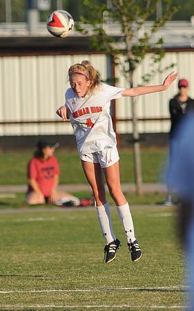 Norman High vs Yukon Girls Soccer