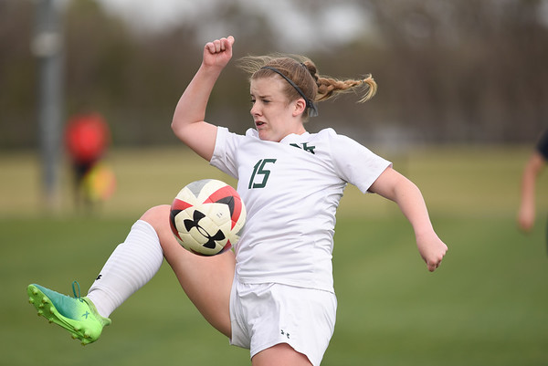 Norman North v Southmoore Girls Soccer