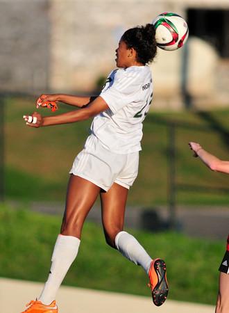 NN V Mustang Girls Soccer
