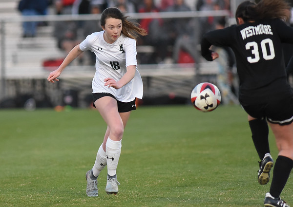 Norman North vs Westmoore Soccer (Girls)