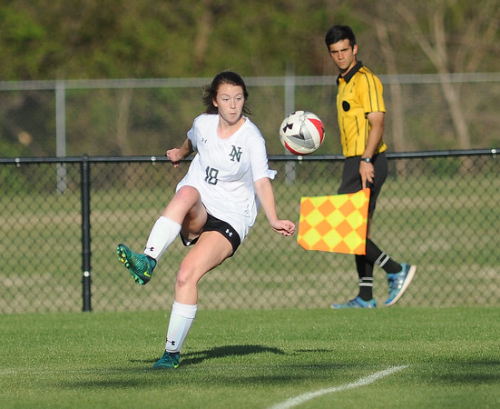 Norman North v Yukon girls soccer