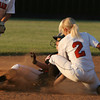NHS v Mustang softball 1