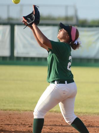 Norman North v Moore Softball