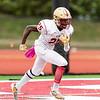 JV Football: BC High defeated St. John's Prep 8-7 on October 15, 2018 at BC High in Dorchester, Massachusetts.