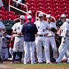 St. John's Prep Varsity Baseball defeated Wachusett 9-0 in the MIAA D1A winners bracket on June 8, 2015, at Campanelli Stadium in Brockton, Massachusetts.