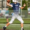 JV Football: St. John's Prep defeated Everett 34-30 on September 25, 2017 at Everett High School in Everett, Massachusetts.