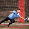 Boys Varsity Soccer: Everett defeated St. John's Prep 1-0 on September 27, 2016, at Everett High School in Everett, Massachusetts.