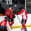 Boys Varsity Hockey: Winchester defeated St. Mary's 3-0 on January 22, 2020 at O'Brien Arena in Woburn, Massachusetts.