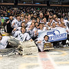 MIAA Boys D2 Final: Plymouth South defeated Stoneham 4-3, in overtime, on March 18, 2018 at the TD Garden in Boston, Massachusetts.