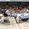 MIAA Boys D3 Final: Plymouth South defeated Stoneham 4-3. in overtime, on March 18, 2018 at the TD Garden in Boston, Massachusetts.