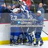 Boys Varsity Hockey - MIAA D2 North Round 1: Stoneham defeated Tewksbury 5-2 on February 28, 2017 at the O'Brian Arena in Woburn, Massachusetts.