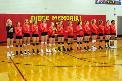 JudgeMemorial Girls Volleyball