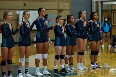 Juan Diego Girls Volleyball