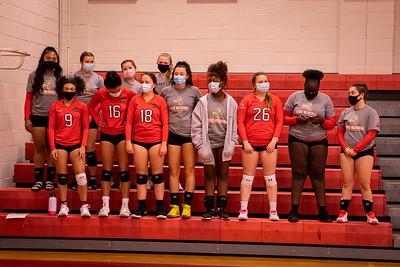 Judge Girls Volleyball