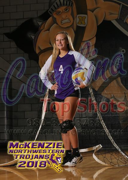 4 McKenzie 5x7